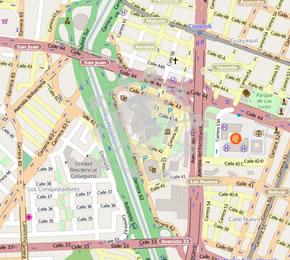Salud - Sistema de información geográfica.